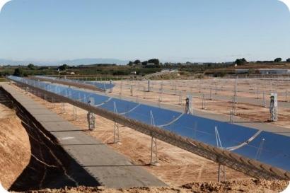 Ya hay fecha para la planta de biomasa de la termosolar de Les Borges