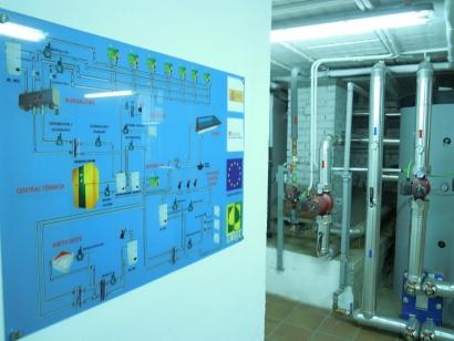 Las redes de calor con biomasa se alejan de las previsiones de 700 instalaciones y 860 megavatios de potencia