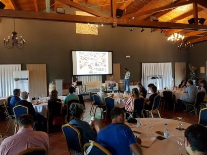 El uso de sarmientos como biomasa traspasa el Penedès y llega a la Rioja Alavesa
