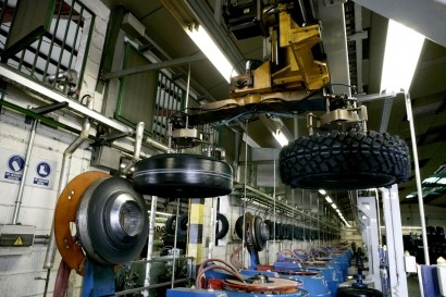 La biomasa también aporta energía al reciclaje de neumáticos