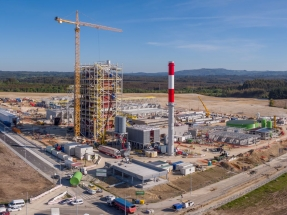 Greenalia confirma que la planta de A Coruña está casi terminada y proyecta una nueva en Asturias
