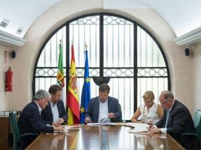 Extremadura planifica plantas de pélets para aprovechar 300.000 toneladas anuales de biomasa forestal