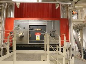 La fábrica de Girona se une a las veintidós de Nescafé que producen energía con posos de café