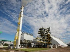 Conectada la mayor planta de producción de electricidad con cáscara de maní