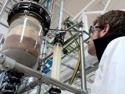 Aceites de paja de trigo para producir biocarburantes