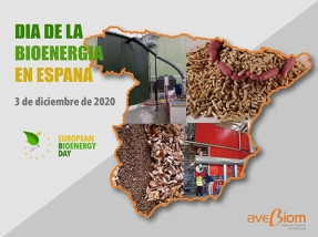 La biomasa nos ofrece un mes de autosuficiencia energética