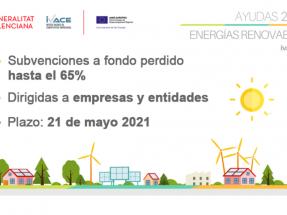 Hoy se inicia el plazo para solicitar ayudas para instalaciones de bioenergía en la Comunidad Valenciana