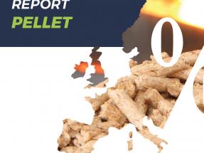 El mercado mundial de pélets se acerca a los sesenta millones de toneladas anuales