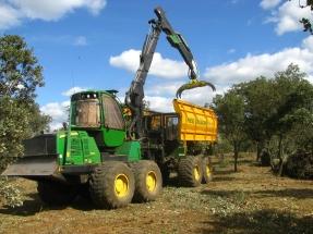 A la biomasa forestal sostenible le falta innovación en la maquinaria