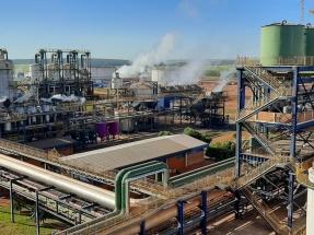 En operaciones una planta de biomasa, a partir del bagazo de caña de azúcar, de 48 MW