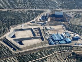 Menos gasoil y mucha más biomasa para la planta orujera más grande de Europa