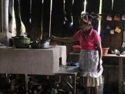 Proyecto Mirador fabrica su estufa de leña número 100.000