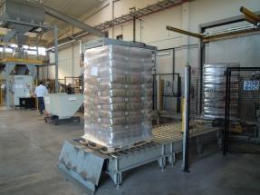 La producción de pélets se mantiene en un 30% sobre la capacidad instalada