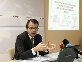 La biomasa encuentra su mejor apoyo institucional en Galicia