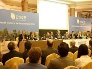 Ence paga dividendos complementarios a sus accionistas y mantiene su rumbo con biomasa