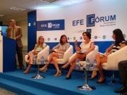 La bioenergía brilla en el I EFEforum Tecnología y Medio Ambiente
