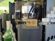 Premio para una caldera doméstica que produce calor y electricidad