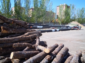 Expobiomasa mira al bosque y a la industria agroalimentaria en su inauguración