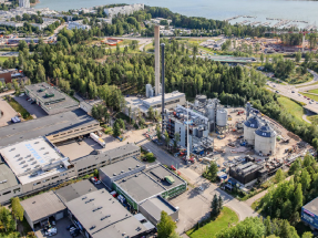 Finlandia relevará a Reino Unido como mayor productor de biomasa eléctrica de la UE