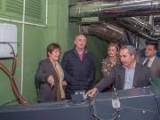 Los hospitales públicos gallegos confían en la biomasa