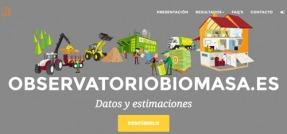 www.observatoriobiomasa.es, datos, datos y más datos
