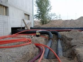 Una red de calor con biomasa va dando tumbos por León