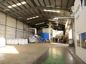 Certificado de calidad Biomasud para un hueso de aceituna reconocido por la OCU