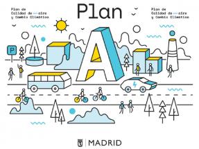 Fría acogida a la bioenergía en el plan anticontaminación del Ayuntamiento de Madrid
