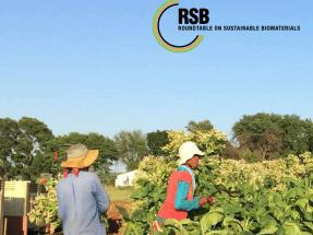 El esquema de certificación de biocarburantes RSB incluye el cambio indirecto del uso de tierras