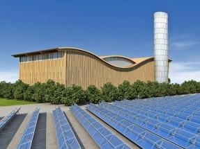 Brunete presenta un proyecto de biomasa y solar para ahorrar un 94 por ciento de emisiones