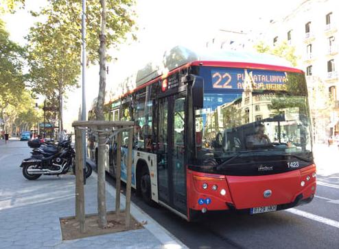 Transporte público, la mejor opción para descarbonizar la economía española según Economics for Energy