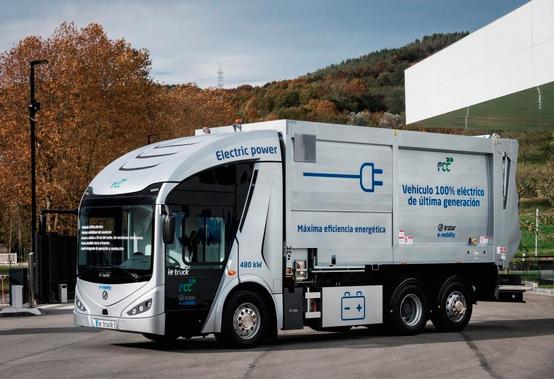 El camión 100% eléctrico de FCC, premiado en la Smart City 2019