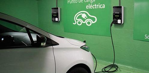 Las matriculaciones de eléctricos puros crecieron más de un 44% en 2020