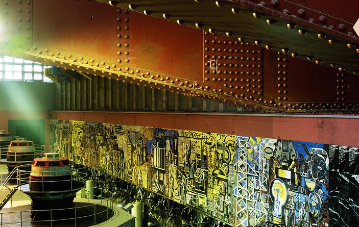 El arte de transformar cinco centrales hidroeléctricas asturianas en catedrales industriales