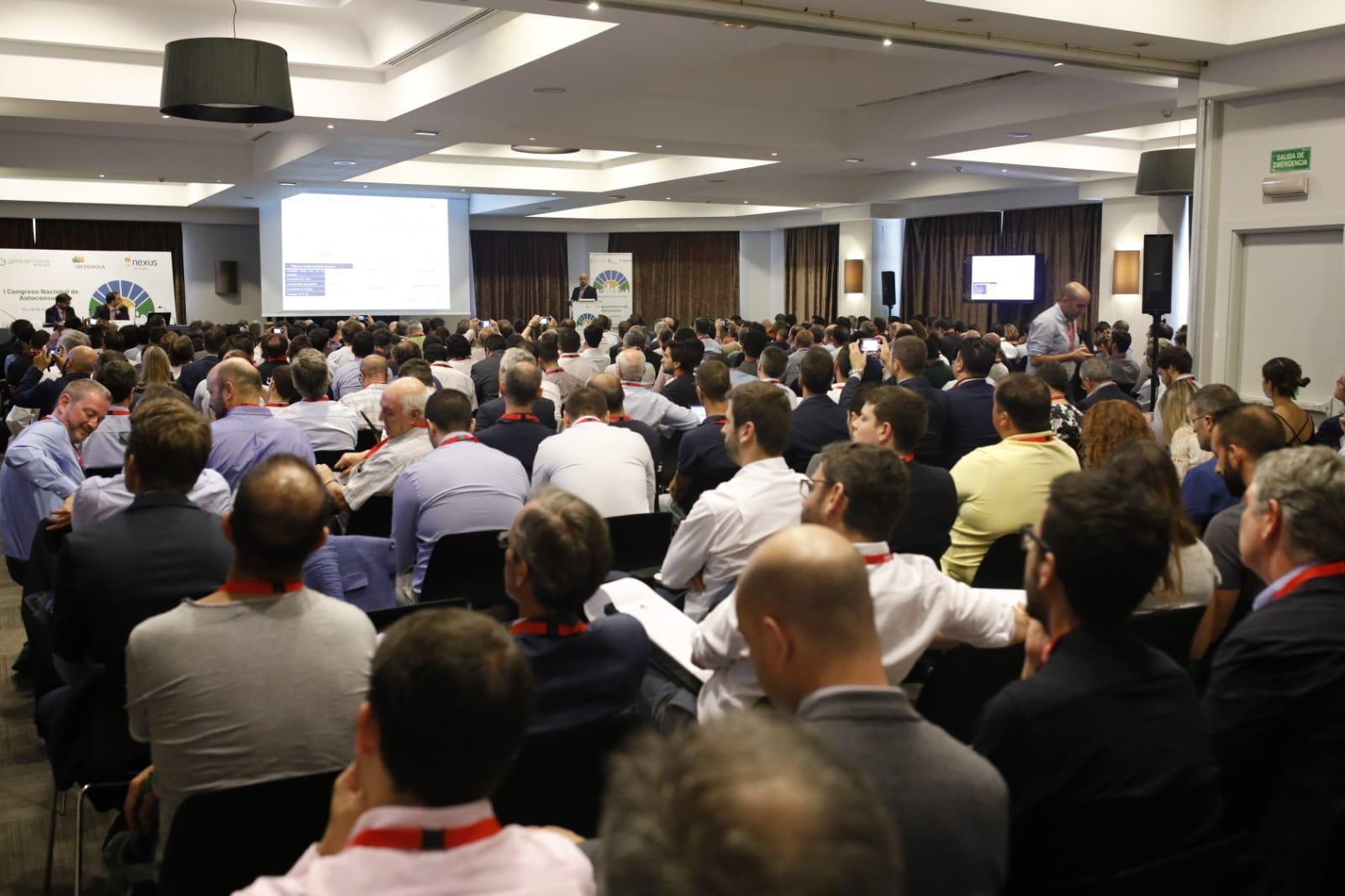 Madrid inaugura el primer Congreso Nacional de Autoconsumo