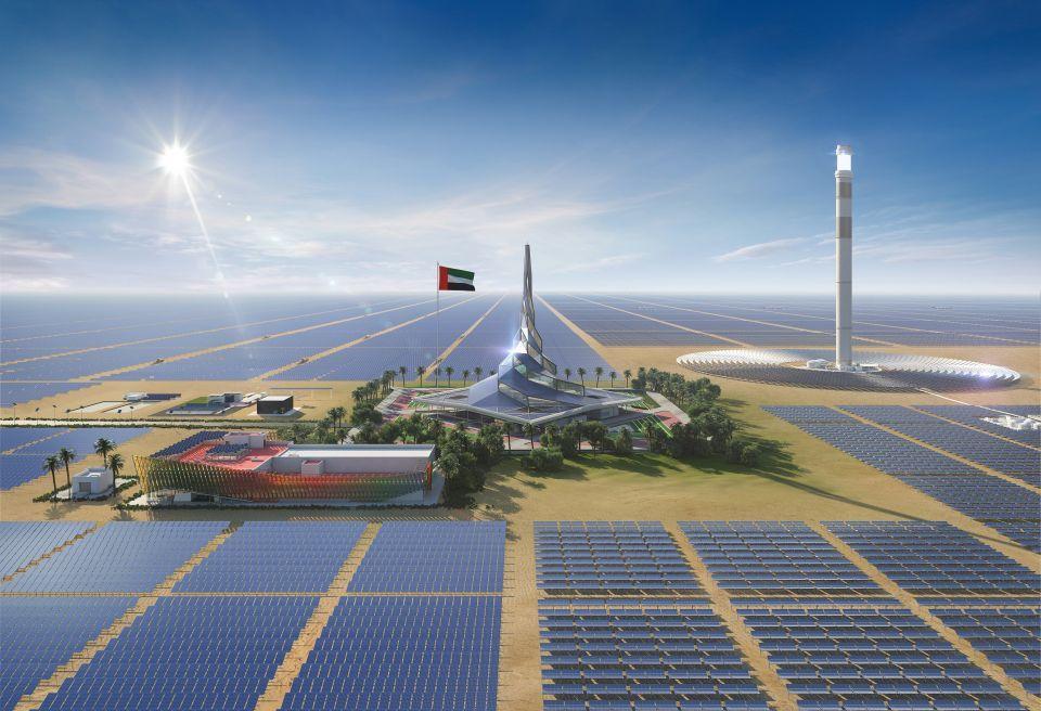 La española Refractaris suministrará el escudo térmico a la dubaití Noor Energy 1