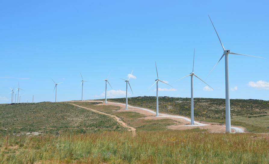 Enel inicia la construcción de un nuevo parque eólico en Málaga