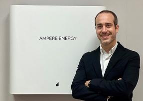Ampere Energy impulsa la innovación y el desarrollo tecnológico con la incorporación de Ignacio Guerrero