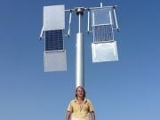 """""""Un CSV de 20 metros de altura hace lo mismo que un aerogenerador de 100 metros"""""""