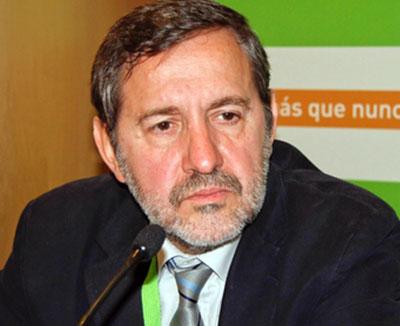 Pere Navarro circula en dirección contraria