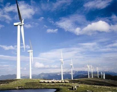 Menos de 0,1 MW eólicos instalados en España en el primer semestre del año