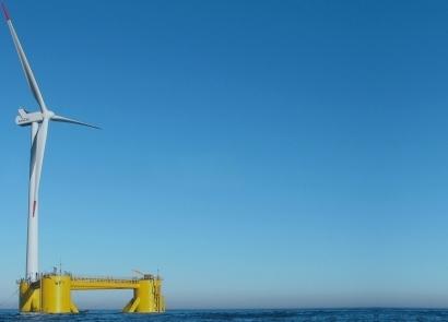 EEUU: California desembarca en la carrera eólica marina con un parque flotante de 100 MW