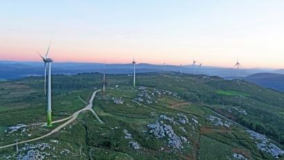 Elecnor se adjudica la construcción del parque eólico Vientos Patagónicos