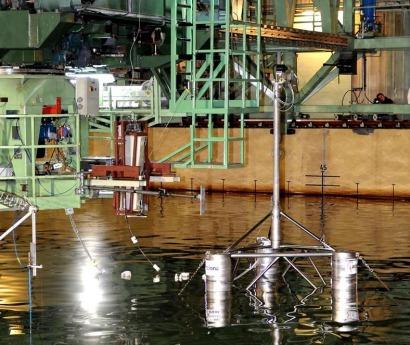El primer aerogenerador marino español será de Acciona