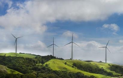 Acciona enchufa su primer parque eólico en Costa Rica