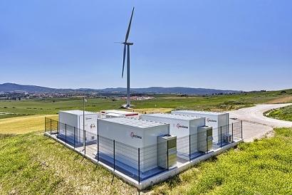 La planta de almacenamiento eólico de Acciona anticipa el futuro de las renovables