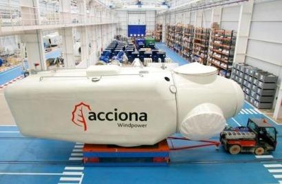Acciona amplía el cálculo de las emisiones de CO2 a toda su cadena de suministro