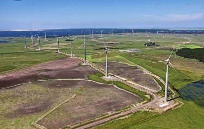 Acciona se adjudica la instalación de otros 51 aerogeneradores en Brasil