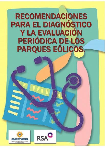 Aemer presenta la Guía para el Diagnóstico y Evaluación Periódica de los Parques Eólicos