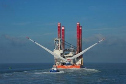 Alstom instala en aguas belgas el mayor aerogenerador marino del mundo